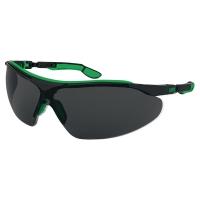 UVEX I-VO 9160 Zváracie bezpečnostné okuliare filter 5, čierna / zelená