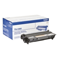LASERTONER BROTHER TN-3380 SORT