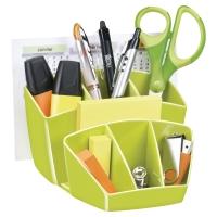 Stolový organizér Cep Gloss 9,3 x 14,3 x 15,8 cm, zelený