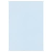 Okładki PAVO PP przezroczyste błyszczące niebieskie, w opakowaniu 100 sztuk