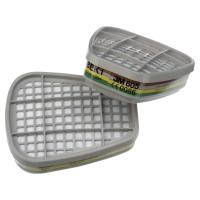 Pack de 8 filtros Tipo ABEK1 de protección contra vapores y gases 3M 6059