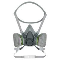 Półmaska oddechowa wielokrotnego użytku 3M 6200