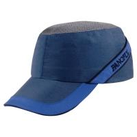 Anstosskappe Deltaplus Coltan, Einstellbereich 58-62 cm, blau