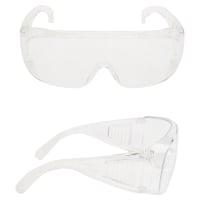 Über-/Schutzbrille 3M 71448 Visitor, Filtertyp 2C, transparent, Scheibe farblos