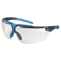 Schutzbrille Uvex 9190.275 i-3, Filtertyp 2C, anthrazit/blau, Scheibe farblos