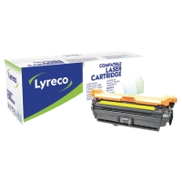 Lyreco compatibele HP CE402A laser cartridge nr.507A geel [6.000 pagina s]