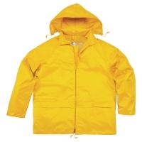 DELTAPLUS EN400 Nepremokavý odev, veľkosť XXL, žltý