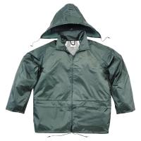 DELTAPLUS EN400 Nepremokavý odev, veľkosť XL, zelený