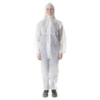 3M 4500 Ochranný odev, kategória 1, veľkosť L, biela farba