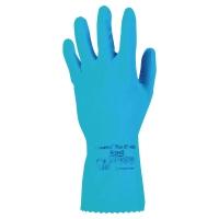 Rękawice ANSELL Universal™ Plus 87-665, rozmiar 6,5 - 7, niebieskie, para