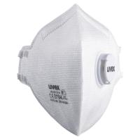 UVEX SILV-AIR 3310 FFP3 Respirátor s ventilom, skladací, 15 kusov v balení