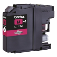 INKJET PATRON BROTHER LC123M MAGENTA