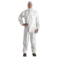 3M 4520 Ochranný odev, kategória 3, veľkosť XXL, biela farba