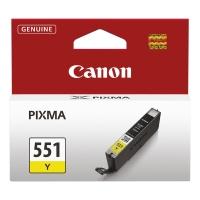 BLEKKPATRON CANON CLI-551Y IP7950 GUL