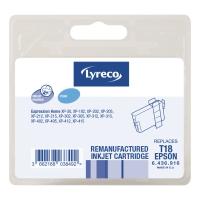 Lyreco compatibele inkjet cartridge Epson T180240 cyaan [3,3 ml]