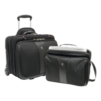 Notebook Trolley Patriot Wenger, 17.0  , 2-teilig, schwarz