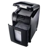 Rexel Auto+ 300M destructeur micro confetti - 300 feuilles - 1 à10 utilisateurs