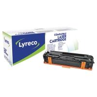 Lyreco compatibele HP CF210X laser cartridge nr.131X HC zwart [2.400 pagina s]