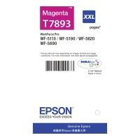CARTOUCHE JET D ENCRE ORIGINALE EPSON WORKFORCE P-5110 THC MAGENTA T789340
