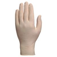 Delta Plus Veniclean 1340 latex wegwerphandschoenen - maat 7/8 - doos van 100