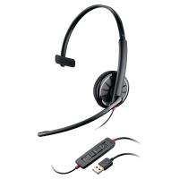 Słuchawki Plantronics Blackwire C310, jednouszne