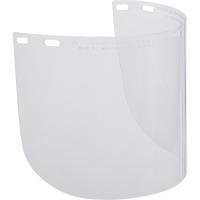 DELTAPLUS VISORPC Ochranné polykarbonátové štíty, 2 ks v balení