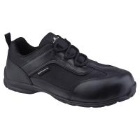DELTAPLUS BIG BOSS S1P SRC Pracovná bezpečnostná obuv, veľ. 38 čierna