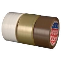 Tesa 4024 PP verpakkingstape 50 mm x 66 m transparant - pak van 6