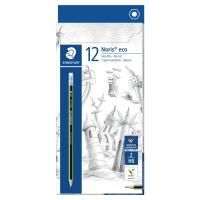 施德樓 WOPEX 環保鉛筆連擦膠頭 每盒12支