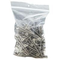 Pack de 100 bolsa minigrip de 50 micras 180x250 mm