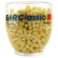 Zátkové chrániče sluchu 3M™ PD-01-001 v plastovom obale E-A-R Classic, 500 párov