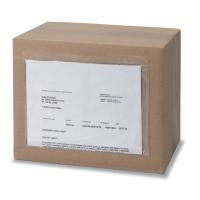 Obálky sprievodné priehľadné (225 x 160 mm), 1000 kusov/balenie