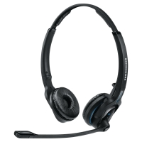 Sennheiser MB PRO 2 UC bluetooth headset - binauraal