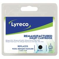 Lyreco compatibele HP CN045AE inkjet cartridge nr.932XL zwart [1.000 pagina s]