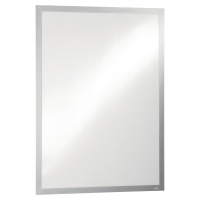 CADRE D AFFICHAGE ADHESIF DURAFRAME POSTER DURABLE A1 ARGENT 499723