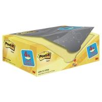 FOGLIETTI POST-IT® ADESIVO STANDARD:OFFERTA 16+4 GRATIS 76x127MM GIALLO CANARY™