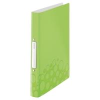 利市 4257 WOW系列兩孔文件夾 綠色