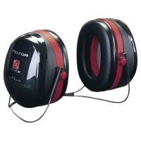 Mušľové chrániče sluchu 3M™ PELTOR OPTIME III s pásom okolo krku