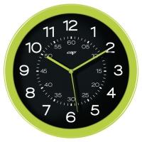 Zegar CEP Gloss zielony