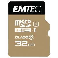Karta pamięci Micro SDHC Gold z adapterem 300X 32GB