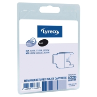 Lyreco cartouche compatible Brother LC-1220 noire [300 pages]