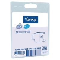Lyreco cartouche compatible Brother LC-1220 bleue [300 pages]