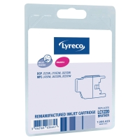 Lyreco cartouche compatible Brother LC-1220 rouge [300 pages]