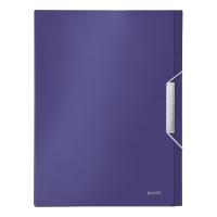利市 3956 STYLE系列文件盒 藍鋼