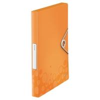 LEITZ NEXXT SERIES WOW กล่องเก็บเอกสาร ส้ม