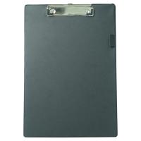 Base de PVC con clip metálico dimensiones 230x340mm Color negro