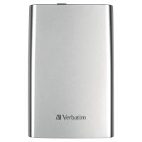 "Dysk zewnętrzny HDD VERBATIM 2,5"" USB 3.0 2 TB, srebrny"