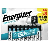 BATTERIE ALCALINE ENERGIZER ECO ADVANCED AA/STILO - CONF. 8