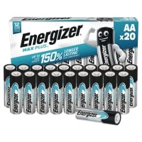 BATTERIE ALCALINE ENERGIZER ECO ADVANCED AA/STILO - CONF. 20