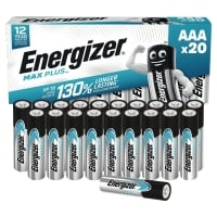 Energizer Eco advanced alkaline batterijen AAA - pak van 20